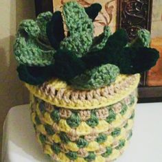 Chose any fruit style I hand craft crochet it for a tissue paper holder or a basket or use to. Cover any appliances