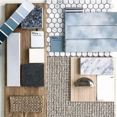 A moodboard is always an inspiration to interior design! Interior Design Trends, Colorful Interior Design, Interior Design Boards, Interior Design Kitchen, Interior Design Inspiration, Home Design, Colorful Interiors, Moodboard Interior Design, Design Ideas
