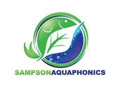 Gaea Aquaponics Logo design