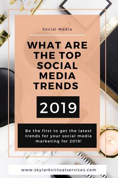 Social media trends 2019 is the chance to use that crystal ball and look into the future to see what we think is going to happen with social media marketing in 2019.  Social media remains a huge part of the marketing world and that isn't going to change but what marketing approaches, strategies and techniques are going to work best?  Let's explore! #socialmedia #socialmediamarketing #smm #onlinebusiness #digitalmarketing