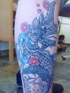 FARBREIZ Tattoo & Art www.farbreiz-tattoo.de claudia@farbreiz-tattoo.de #chinesetattoo #japanesetattoo #dragontattoo #tattoo