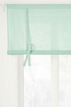 HILDA roll up-gardin i färgerna Rosa, Grön, Röd, Blå, Vit, Lila, Svart, Natur inom Gardiner - Jotex