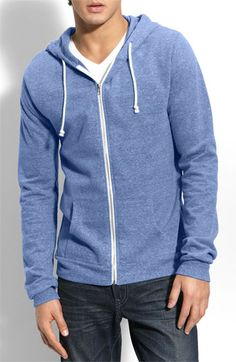 Threads for Thought Trim Fit Heathered Hoodie available at #Nordstrom