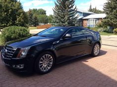 My 2013 CTS Coupe