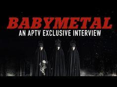 APTV Interview: BABYMETAL talk METALLICA, Metal Resistance and more! - YouTube