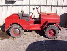 105 Best Palomino Mini Jeep Mower Images Mini Jeep