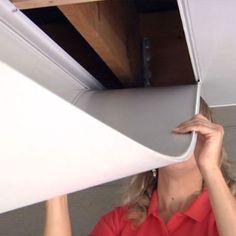 Trex RainEscape - Deck Drainage System - Under Deck - DecksDirect Under Deck Roofing, Patio Under Decks, Deck With Pergola, Patio Roof, Diy Pergola, Pergola Kits, Pergola Ideas, Pergola Curtains, Metal Pergola