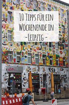 10 großartige Tipps für ein Wochenende in Leipzig gibt es auf PASSENGER X #germanytravel