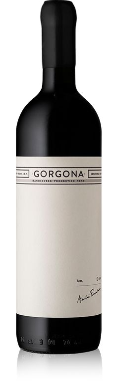 Gorgona Rosso - Frescobaldi Dedign Doni & Associati - Firenze