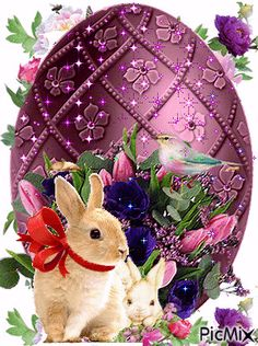 Zdrowych Wesołych Świąt Wielkanocnych Easter wishes Easter Art, Easter Crafts, Easter Bunny, Easter Prayers, Easter Wishes, Happy Easter Gif, Ostern Wallpaper, Orthodox Easter, Easter Quotes