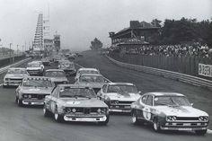 Nurburgring Touringcars 1973