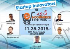 PASSIONS OF A SAHM: Presenting the Start Up Innovators at Asia E- Comm...