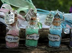 fairy dust made with love charm