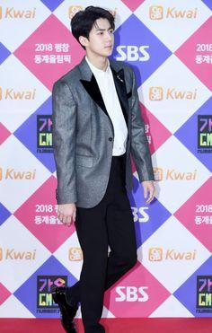 Exo Awards, Sehun Cute, Exo Korean, Baekhyun Chanyeol, Celebrity List, Tv Actors, Chinese Boy, Big Boys, Seoul