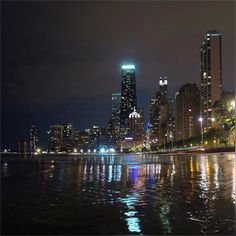 it starts sprinkling a bit after we finished Tchaikovsky Spectacular  but long walk back home by the lake is always a sweet pleasure :) #Chicago #Skyline #Pretty #SummerNight #LakeFront #LakeMichigan #GoldCoast #GoldCoastLakefrontTrail #August2016 #Summer2016 #CityGlow #NightLights #Reflection #LakeFront #HappySaturday #MoonShine #HalfMoon #WindyCity #Lovely #Pleasant #LakeBreeze #GoodNight