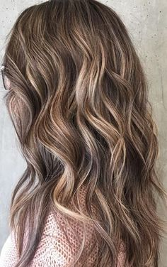 Best Hair Color Ideas 2017 / 2018 beige and light blonde highlights