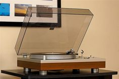 Yamaha YP-D6. One of my all time favorite turntables. Soon my dear. Soon.