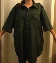 Green Dress- Before