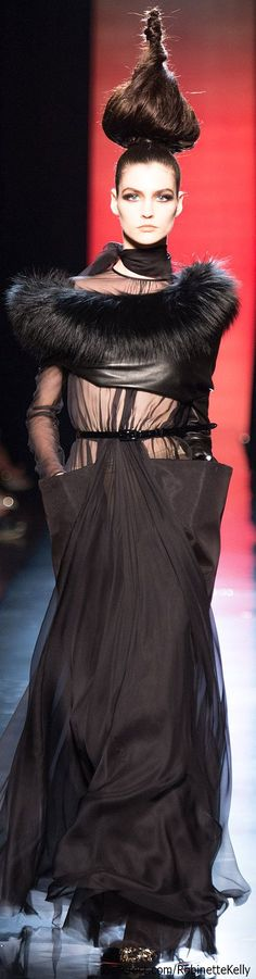 Jean Paul Gaultier, Spring/Summer 2013, Couture