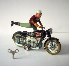 Vintage Arnold Mac 700 Motorcycle