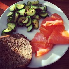 """Super healthy lunch with Evicka """