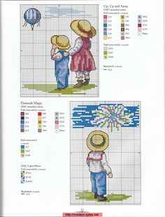 Way back when free patterns