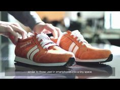 This smart trainers called #Sneakairs are connected to your mobile phone letting you know where you are and where you need to go at any moment. No maps. No d...