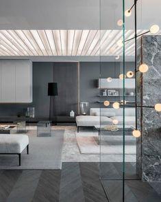 Show apartments 'Shades of Grey' | Ippolito Fleitz Group - Identity Architects