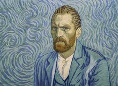 The new film Loving Vincent literally paints a picture of Van Gogh's tortured final days in France. Here's how the directors made it.