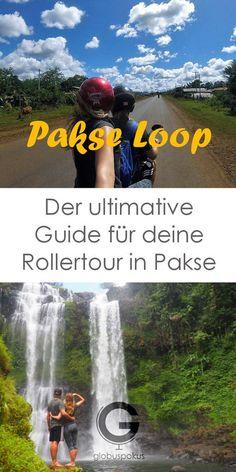 Reisebericht Pakse Loop. Alle Infos zum Pakse Loop mit Unterkünften, Tipps und allen Sehenswürdigkeiten, wie zum Beispiel der Tad Fane und der Tad Yuang Wasserfall. Luang Prabang, Luang Namtha, Vientiane, Pakse, Hotels, Niagara Falls, Places To Visit, Backpacking, Travel