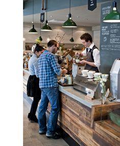 Warm Deco: Un cafecito en.../A coffe in...CLE in Market Lane, Melboune?