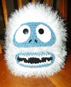 Crochet Bumble Hat/ Free Ravelry Download