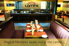 The joy of eating delicious #food doubles at Lamhe #Restaurant, perfect for you and your loved one!