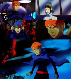 The Many Faces of Miss Martian