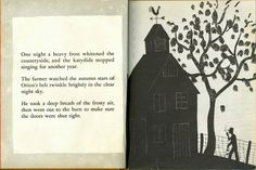 Autumn Harvest by Alvin Tresselt, pictures by Roger Duvoisin. 1951