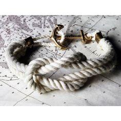 Cape Knot Hitch Triton Knot Bracelet by Kiel James Patrick