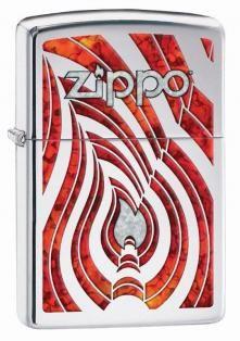 Briquet Zippo Classic Logo