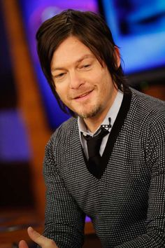 Walking Dead's Norman Reedus: I Get A Lot Of Love