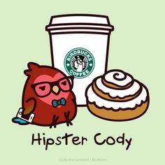 Cody The Lovebird