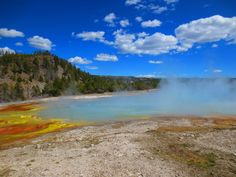 Yellowstone National Park   Macadame