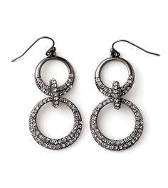 Double Trouble Earrings by lia sophia.