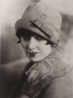 Louise Brooks, silent film star