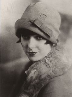 Louise Brooks, silent film star