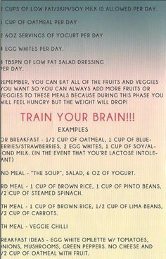 Black Girls Workout Too! meal plan Page3