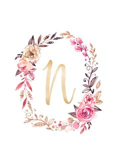 M wallpaper, wallpaper backgrounds, cute wallpapers, alphabet Monogram Wallpaper, Alphabet Wallpaper, Cute Wallpapers, Wallpaper Backgrounds, Iphone Wallpaper, Gold Wallpaper, Free Printable Monogram, Floral Letters, Instagram Highlight Icons