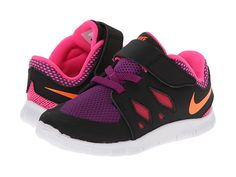 Nike Kids Free 5 (Infant/Toddler)