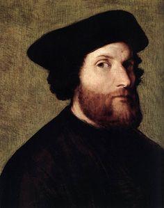 selfportrait 1540 Lotto Lorenzo