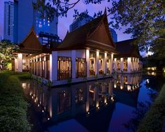 The Sukhothai Bangkok : Bangkok, Tailandia : The Leading Hotels of the World