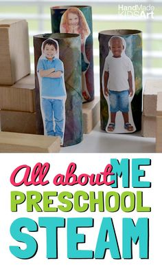 Engineering for Preschoolers but a twist on Block Play by adding digital photos of your students.
