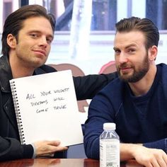 Chris & Sebastian